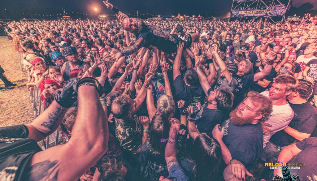 ... // Reload Festival 2019 // Foto: Jessika Wollstein