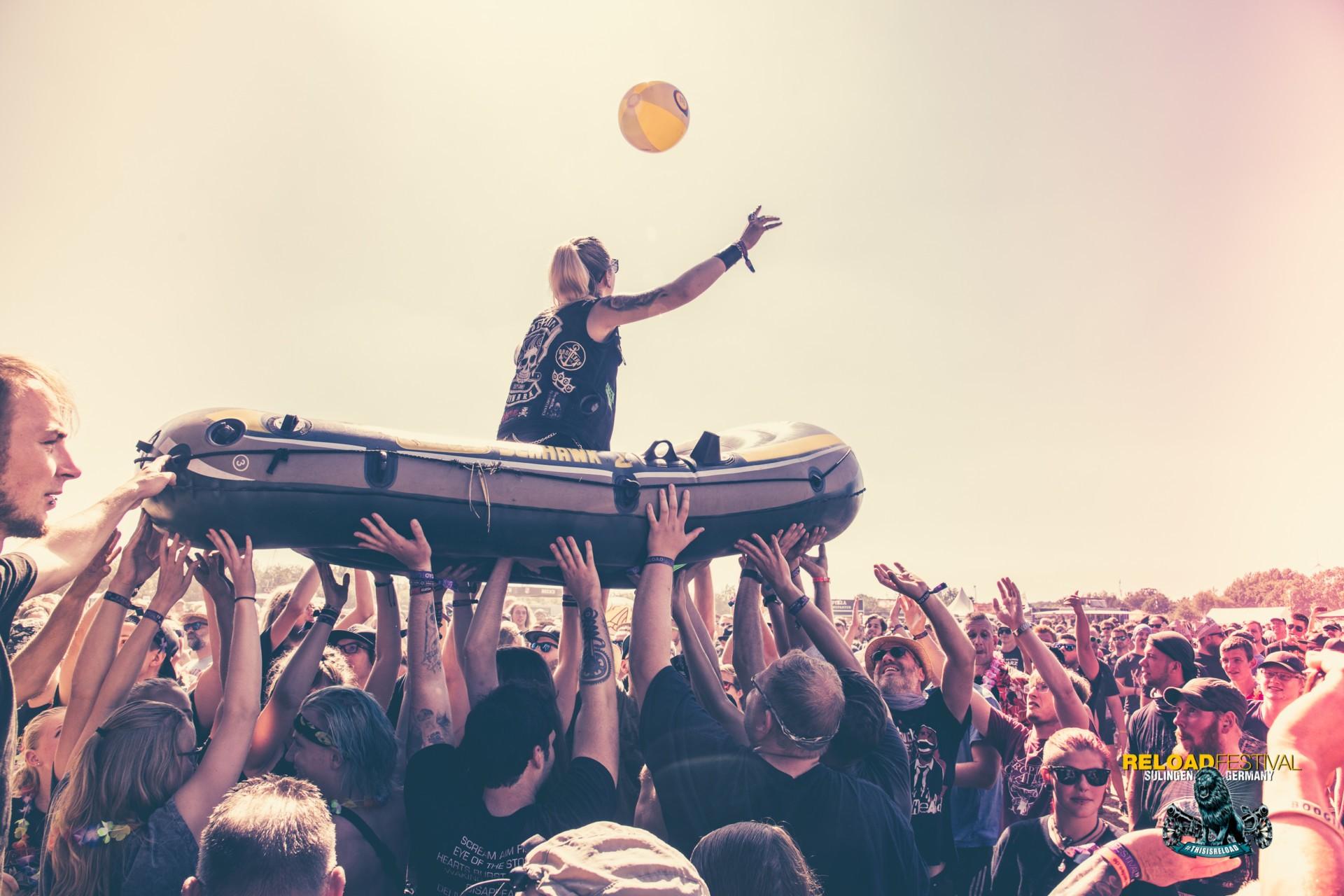 reload 13 - REVIEW: RELOAD FESTIVAL 2019