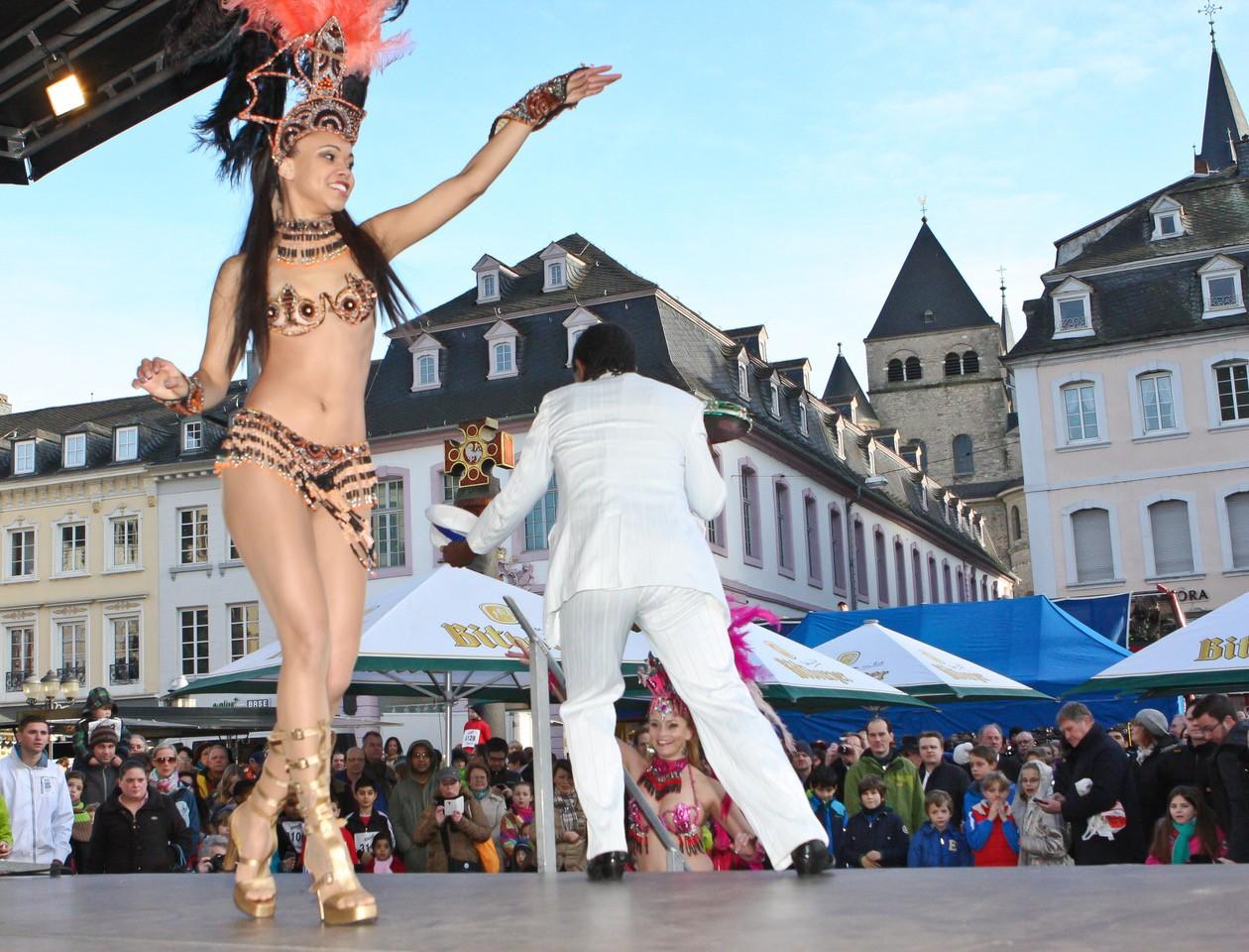 2013 Samba laufrep 2 - Silvesterlauf Trier