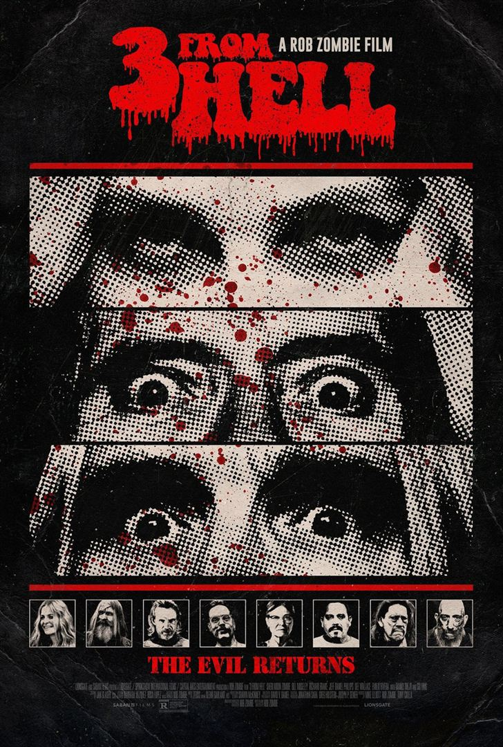 3 from Hell7 - Film-Tipp: Rob Zombie's 3 From Hell