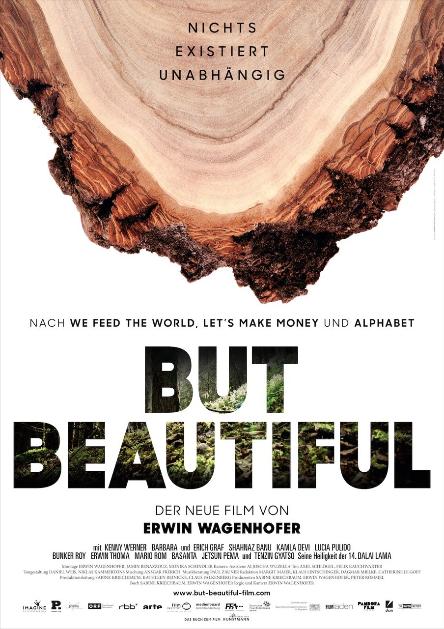 BB Plakat klein - OXMOX verlost Kinokarten: But Beautiful