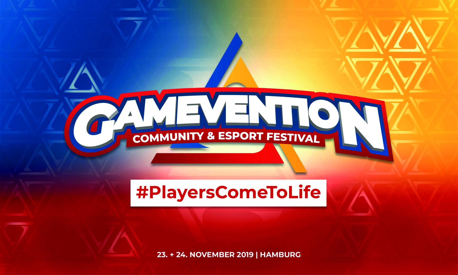GAMEVENTION 2019 Logo - OXMOX präsentiert die TOP TIPPS