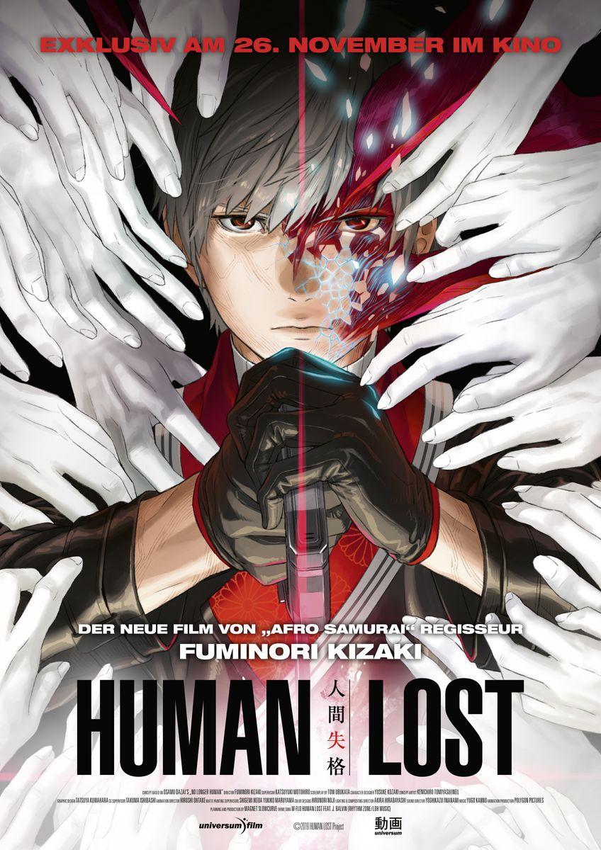 """csm HumanLost Poster A1 190924 1 2f85401b6a - OXMOX verlost Kinokarten: """"Human Lost"""""""