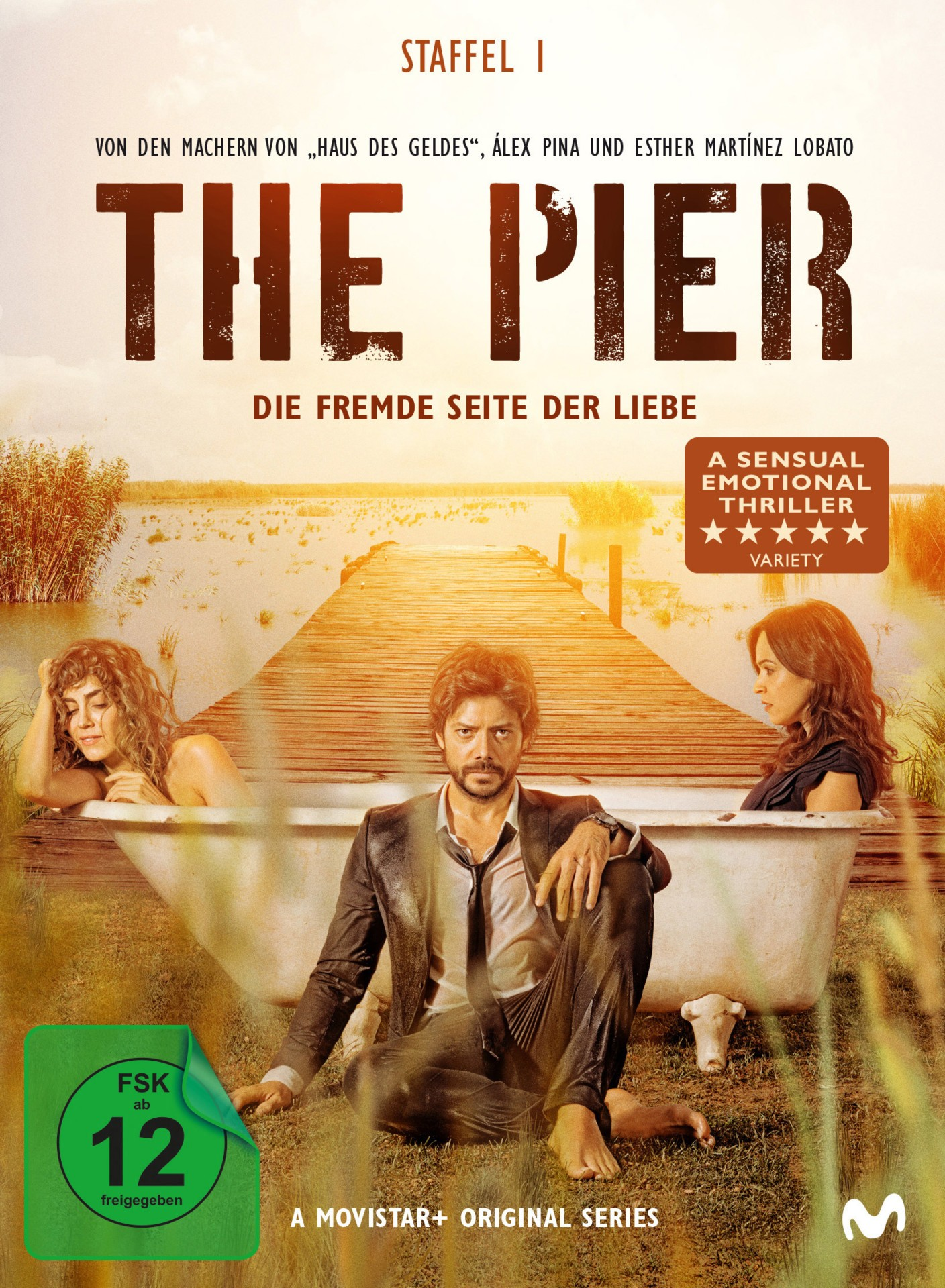 fileadmin  bilder The Pier Die Fremde Seite der Liebe the pier cover 4 - OXMOX verlost Kinokarten und DVDs: