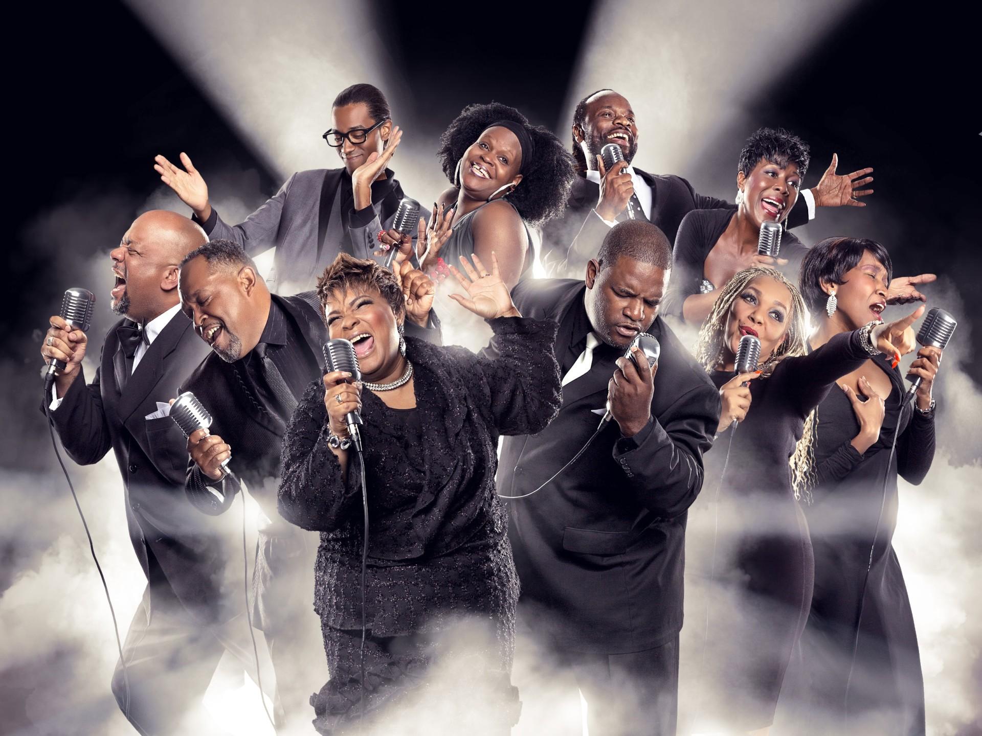 06 Sweet Soul Gospel Revue - OXMOX verlost Tickets: Die schönsten Geschenke
