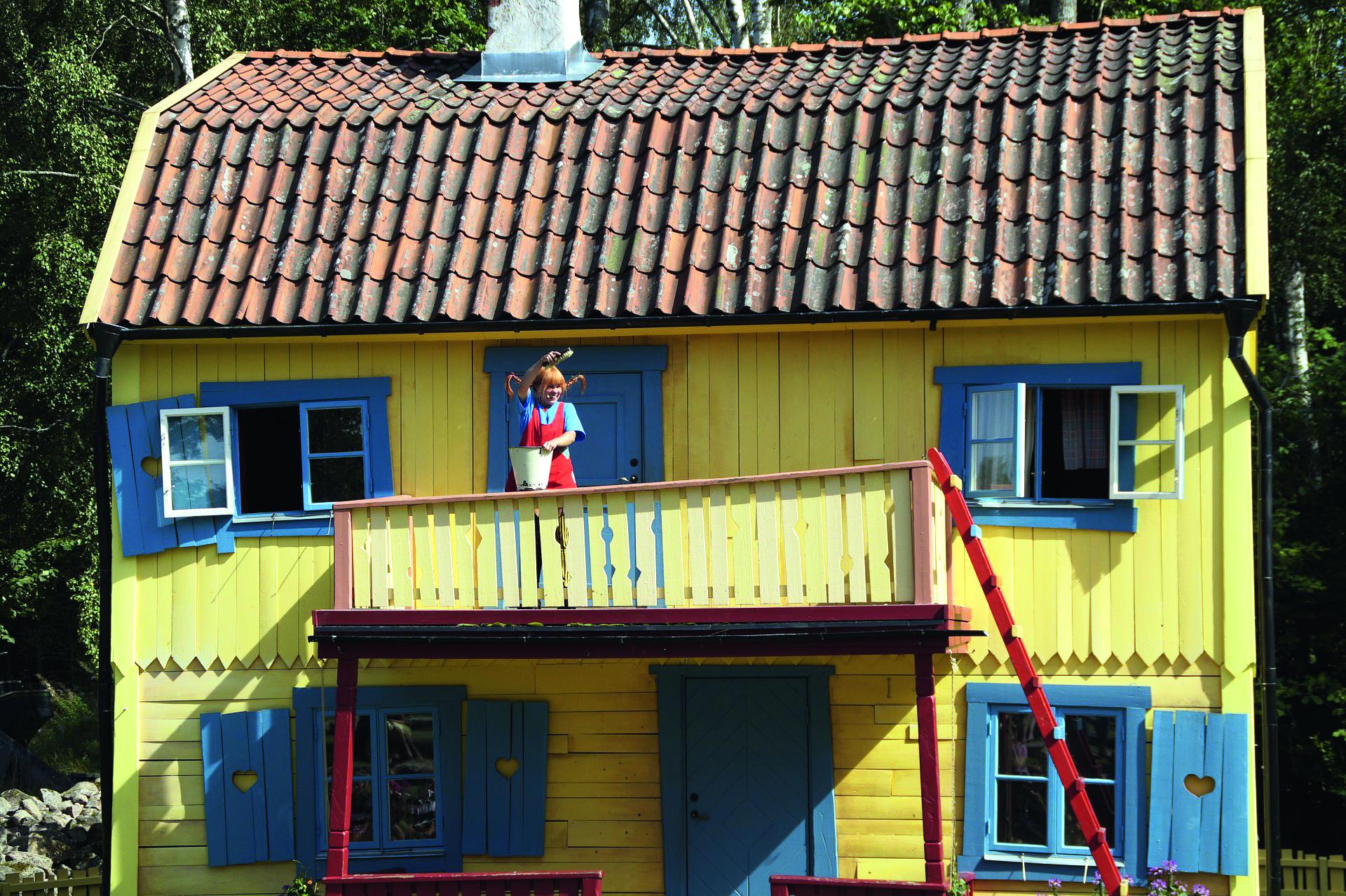 Pixabay Pippi villa kunterbunt 905347 1920 - DIE SCHÖNSTEN WEIHNACHTSMÄRCHEN
