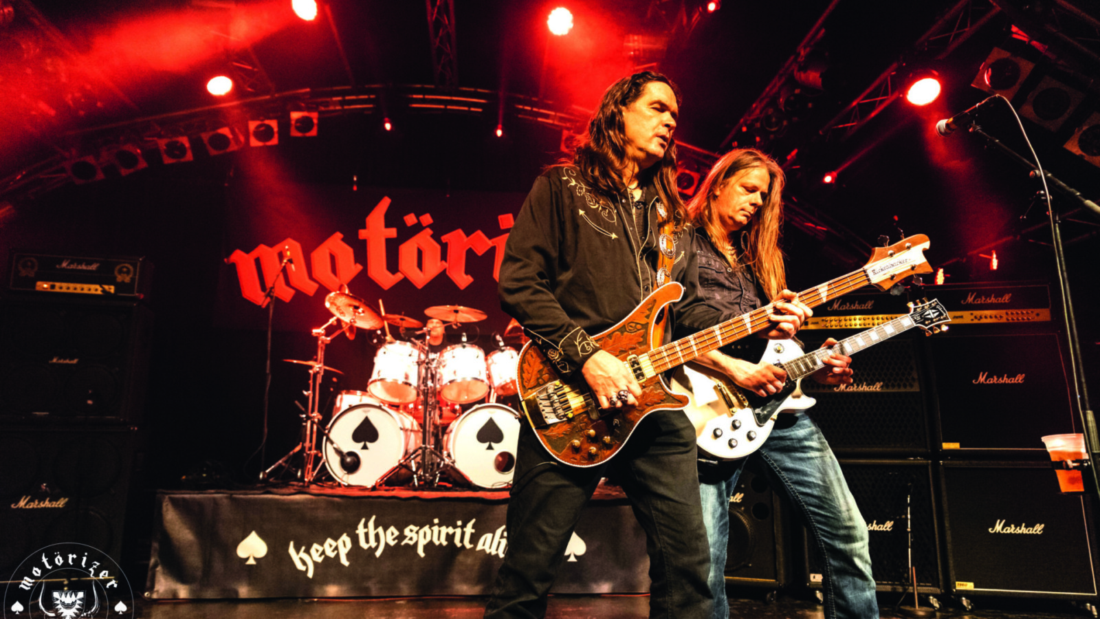 Lemmyversary Vol.III, 28.12.2018, Markthalle HH. Motörizer sup. Pure Tonic