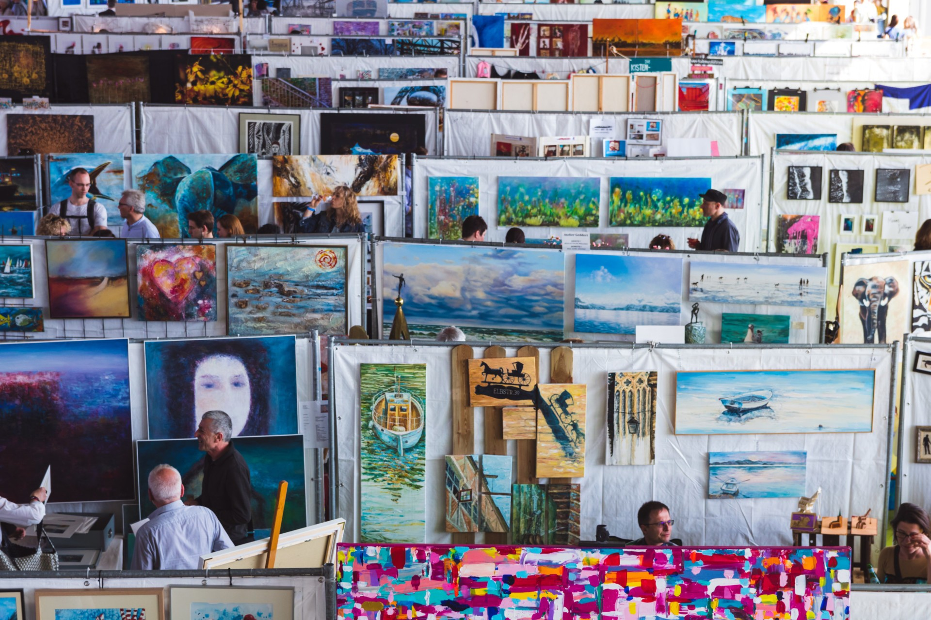 Bilder CC Altona Überblick scaled - Hamburg zeigt Kunst - Das kreative Festival!