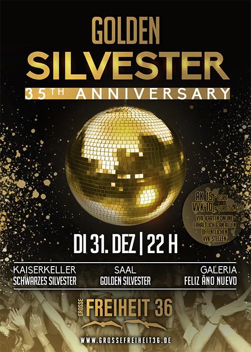 GROSSE FREIHEIT 36 1 - OXMOX verlost Tickets: Die besten Silvester-Partys