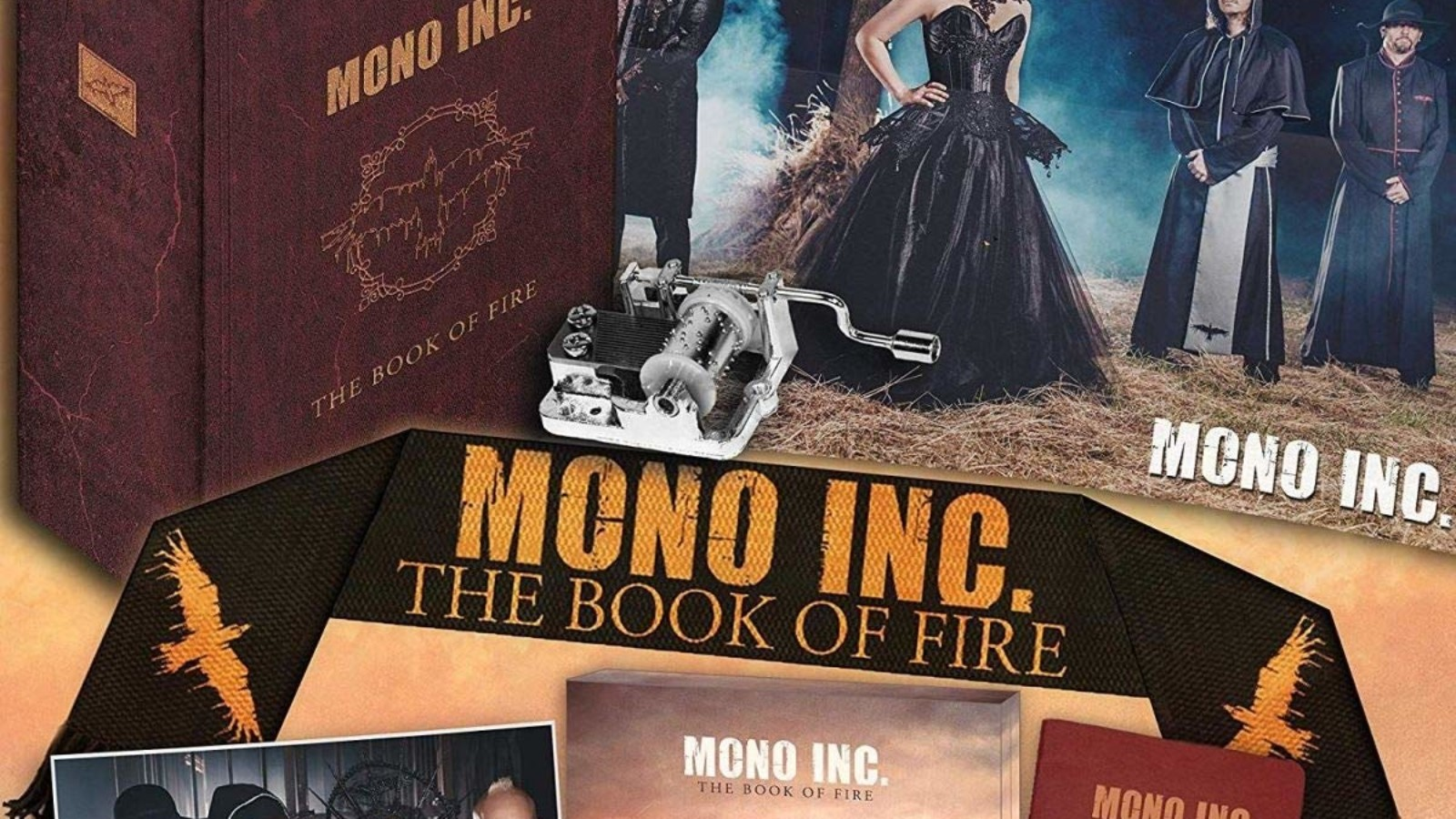 Mono Inc. – The Book of Fire