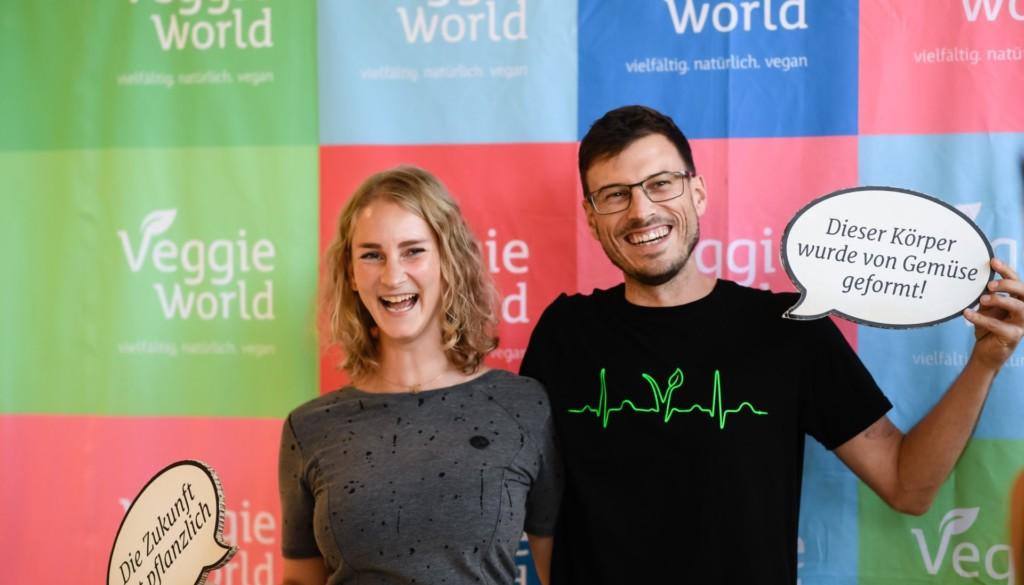 Veggie World 2018 München