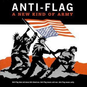 2 - Anti-Flag: VEREINEN STATT SPALTEN