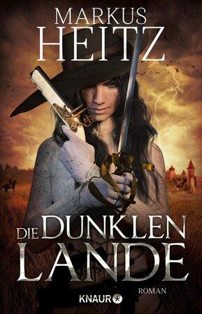 Die dunklen Lande 289x450 - Lesestoff für die Quarantäne: OXMOX Buch-Tipps