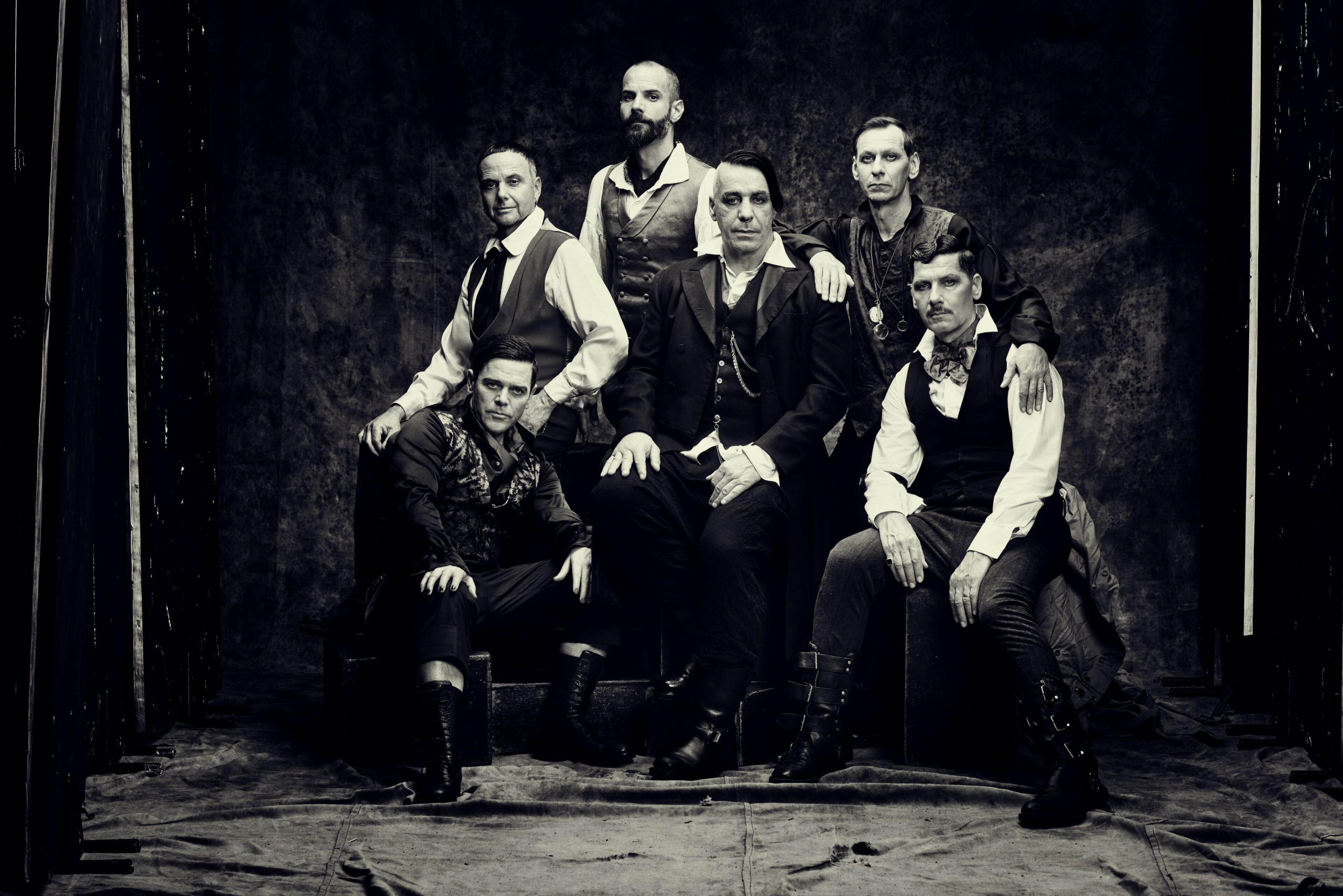Rammstein 2019 Credit Jes Larsen scaled - Neuer, deutscher, härter – Rammstein