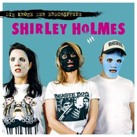 Shirley Holmes  450x450 - Neue Sounds: Grey Daze, Shirley Holmes, Hinds