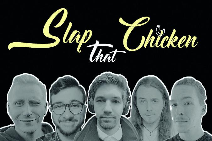 Slap That Chicken 675x450 - HAMBURG-BANDCONTEST: 36 frische neue Bands!