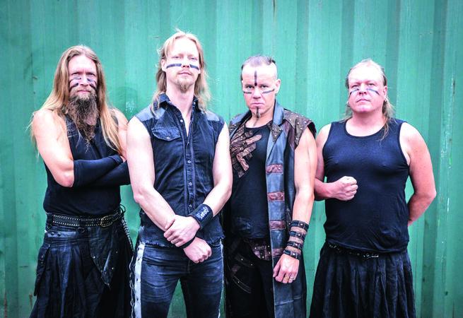 Summer Invasion Festival Ensiferum 655x450 - Festivals im Mai +