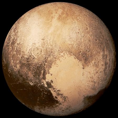pluto natural color 20150714 cNASA Johns Hopkins University Applied Physics Laboratory Southwest Research Institute  450x450 - 90 Jahre Planetarium Hamburg – 90 Jahre Pluto