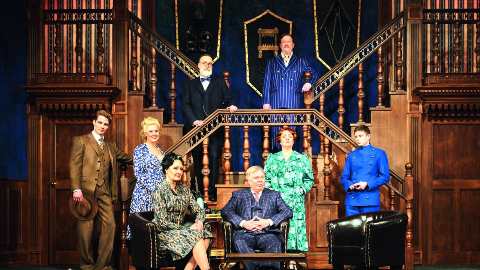 Edgar Wallace: Die Tür mit den sieben Schlössern - Imperial Theater