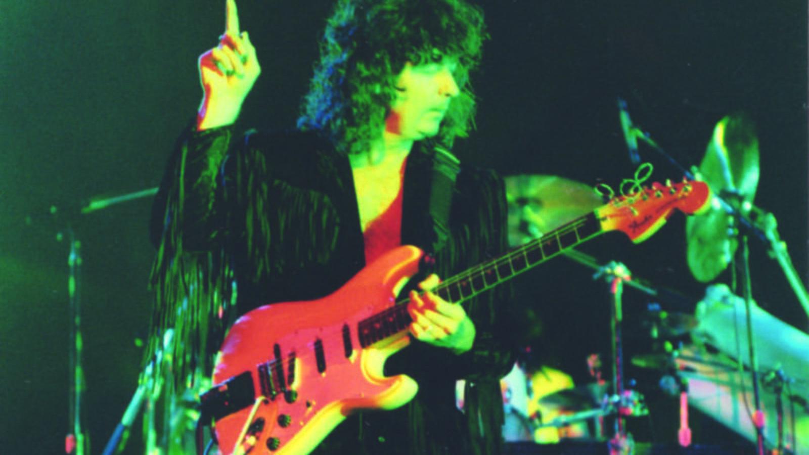 Ritchie Blackmore wird 75 ! Exklusives OXMOX-Interview