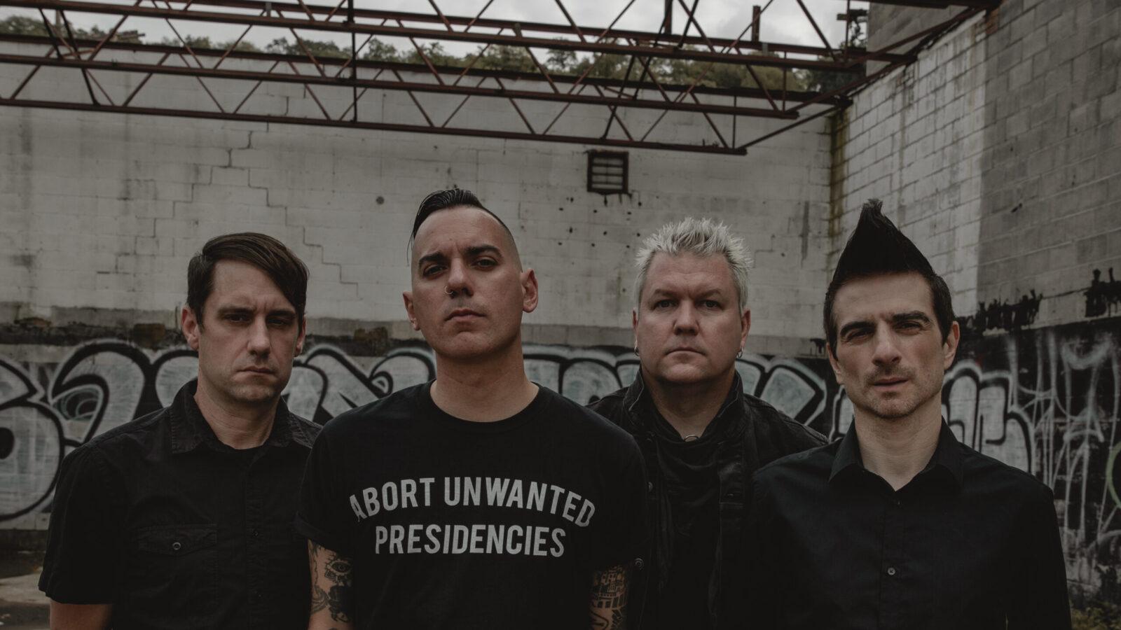 Anti-Flag: VEREINEN STATT SPALTEN