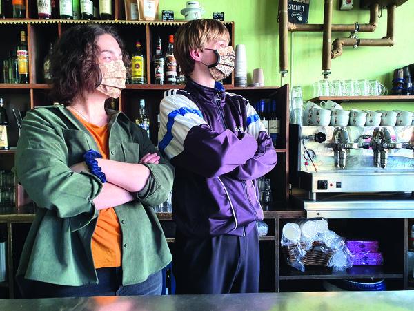 Joy Pony Bar 600x450 - Kulturschaffende zum Lockdown: Nur mit Kaffee überleben?