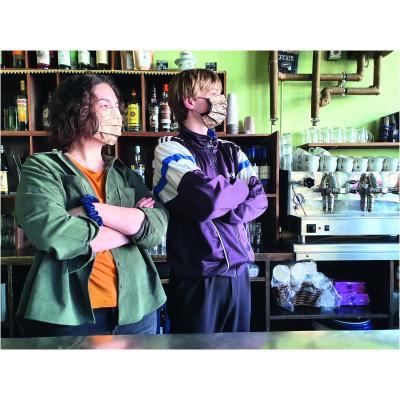 Kulturschaffende zum Lockdown: Nur mit Kaffee überleben?