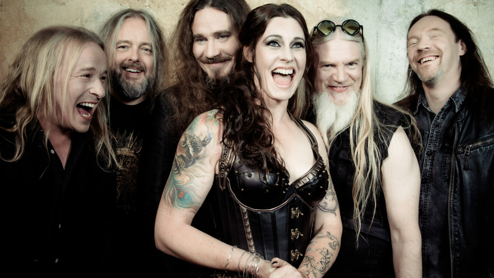 "NIGHTWISH INTERVIEW: ""97% einer Banane"""
