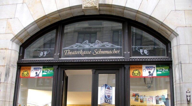 Theaterkasse Schumacher – Bestandsaufnahme & Abschied