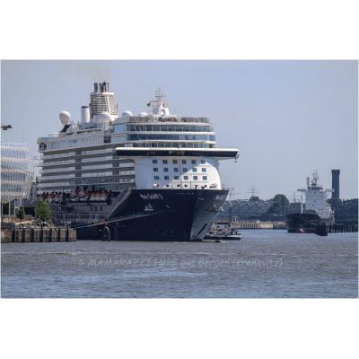 Mein Schiff 3 in Hamburg