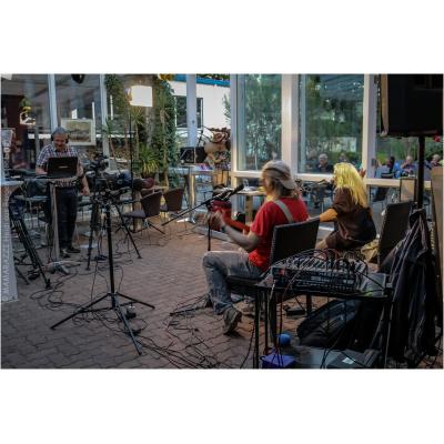 Soltoros im Livestream der Bergedorfer Zeitung im Smux Geesthacht