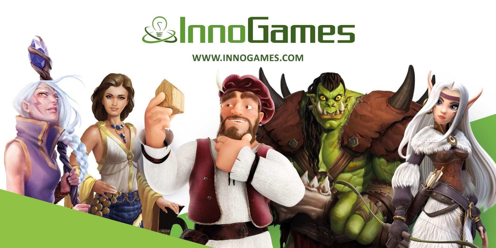 InnoGames Portfolio Characters - Was macht eigentlich ein Software Developer in der Spielebranche?