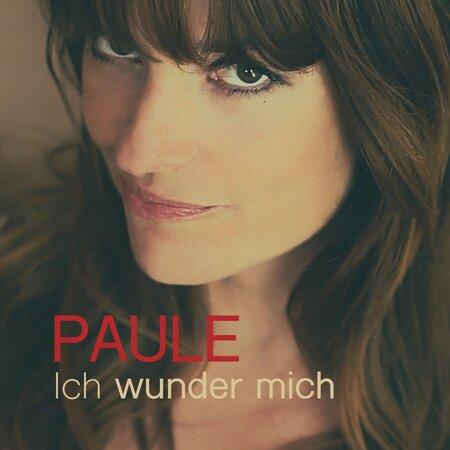 """Paule ichwundermich Cover 450x450 - Akustik Pop: Ina Paule Klink - """"Paule"""""""