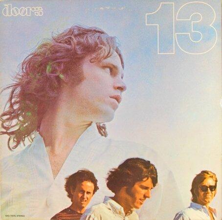 The Doors 454x450 - Auf die Ohren: The Doors, The Stooges & Pixies