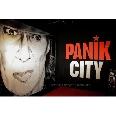 Panik - City, Sie warten auf Euch