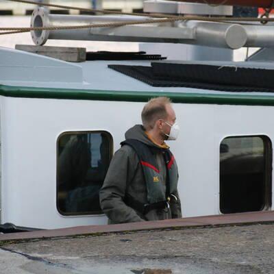 Greenpeace vor Rügen