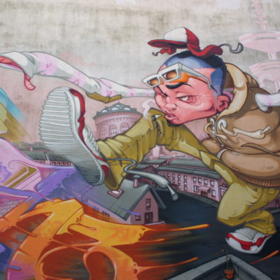 Street Art in der Schanze: Ein Stadtteil voller Kunst
