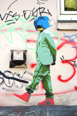 IMG 0249 300x450 - Street Art in der Schanze: Ein Stadtteil voller Kunst