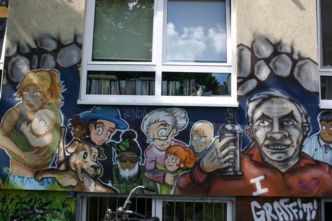 IMG 0285 675x450 - Street Art in der Schanze: Ein Stadtteil voller Kunst