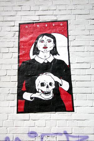 IMG 0291 300x450 - Street Art in der Schanze: Ein Stadtteil voller Kunst