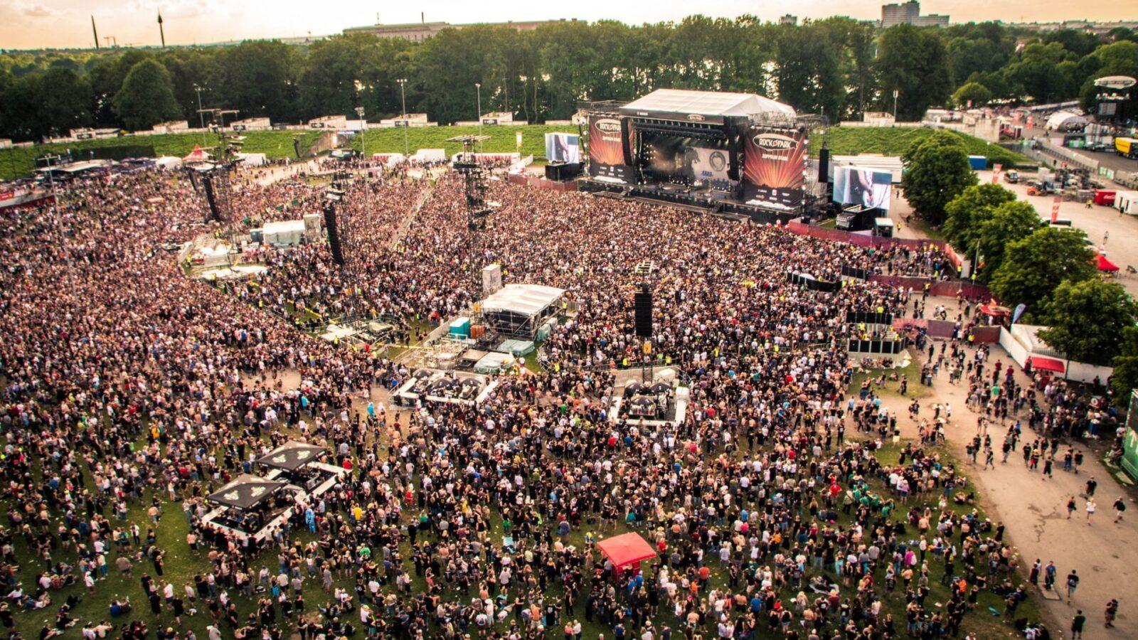 Rock im Park & Ring 2021: VVK & neue Bandwelle