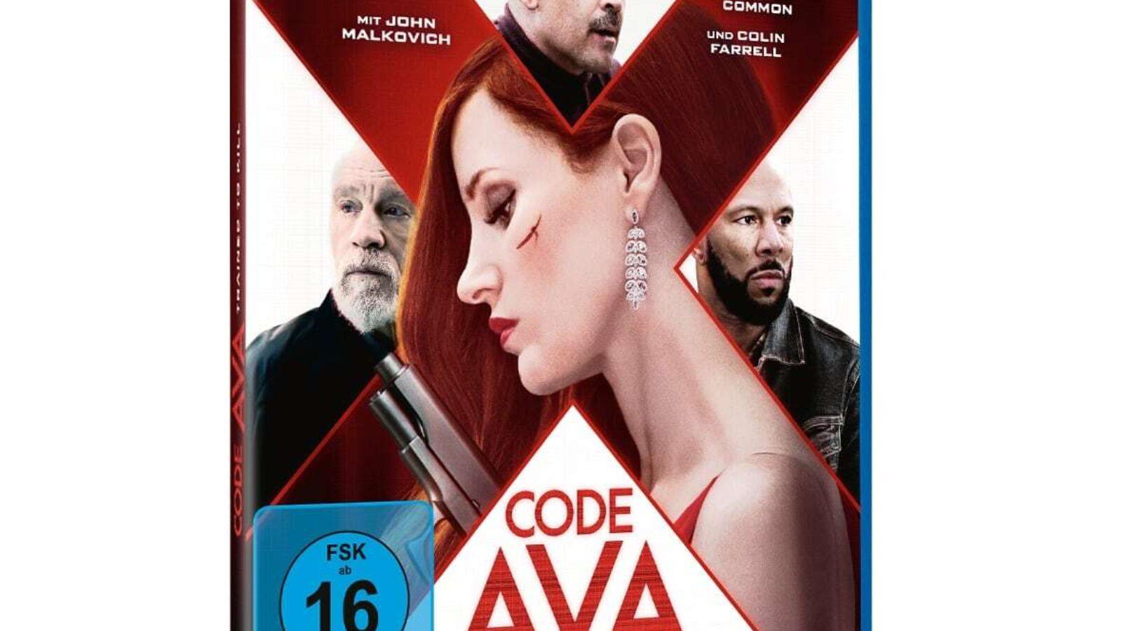 CODE AVA-Trained To Kill