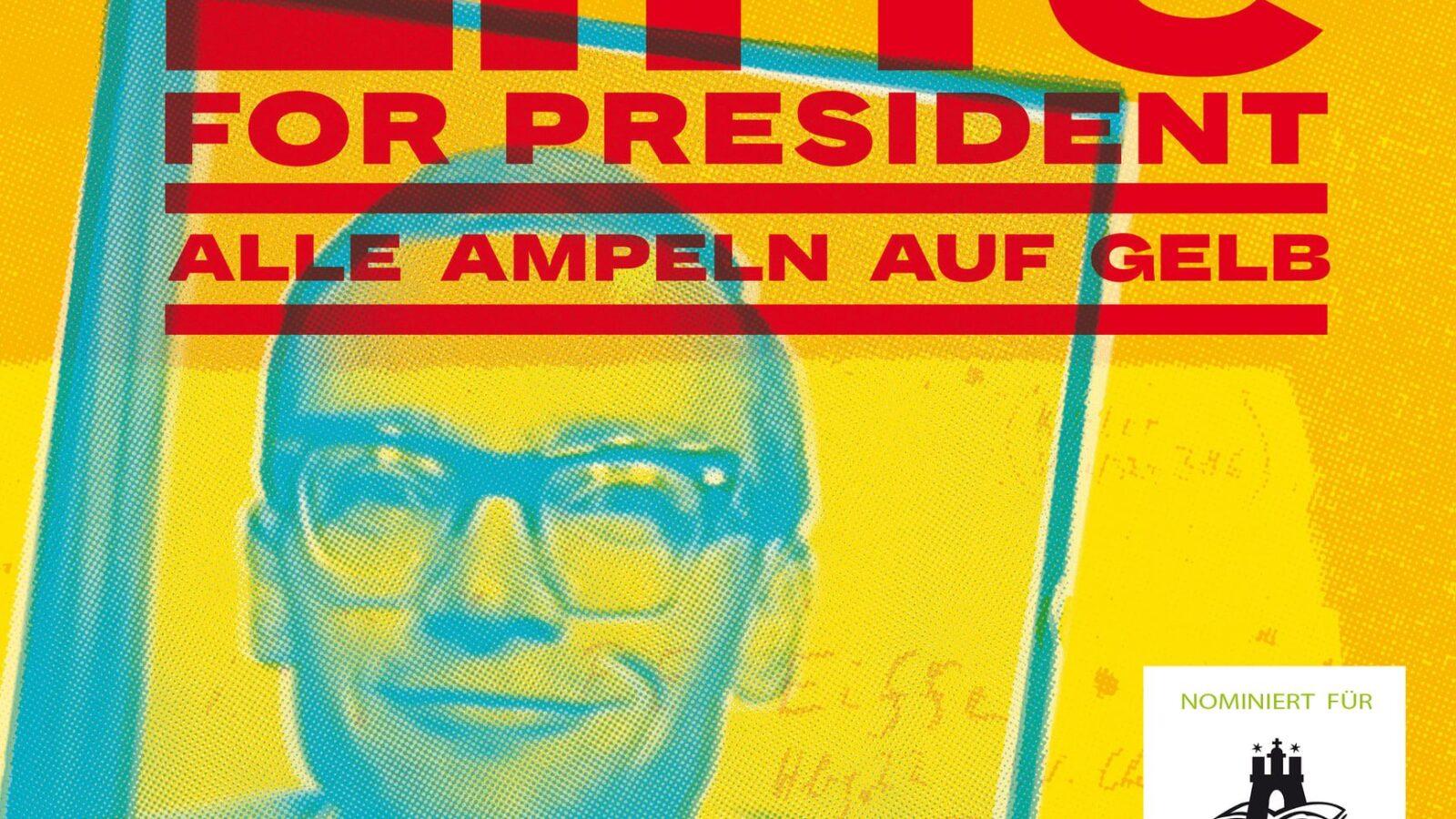 """""""Eiffe for President"""" gewinnt """"Bestes Hamburg-Buch 2020"""""""