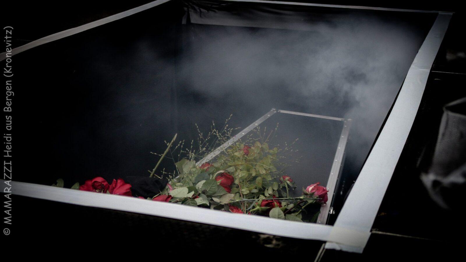 Deutscher Eventverband Trauermarsch Veranstaltungsjahr 2020