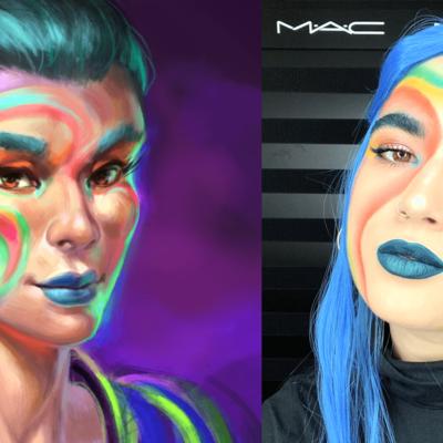 MAC_Creator_Vs_Avatar_Luisa_Elf