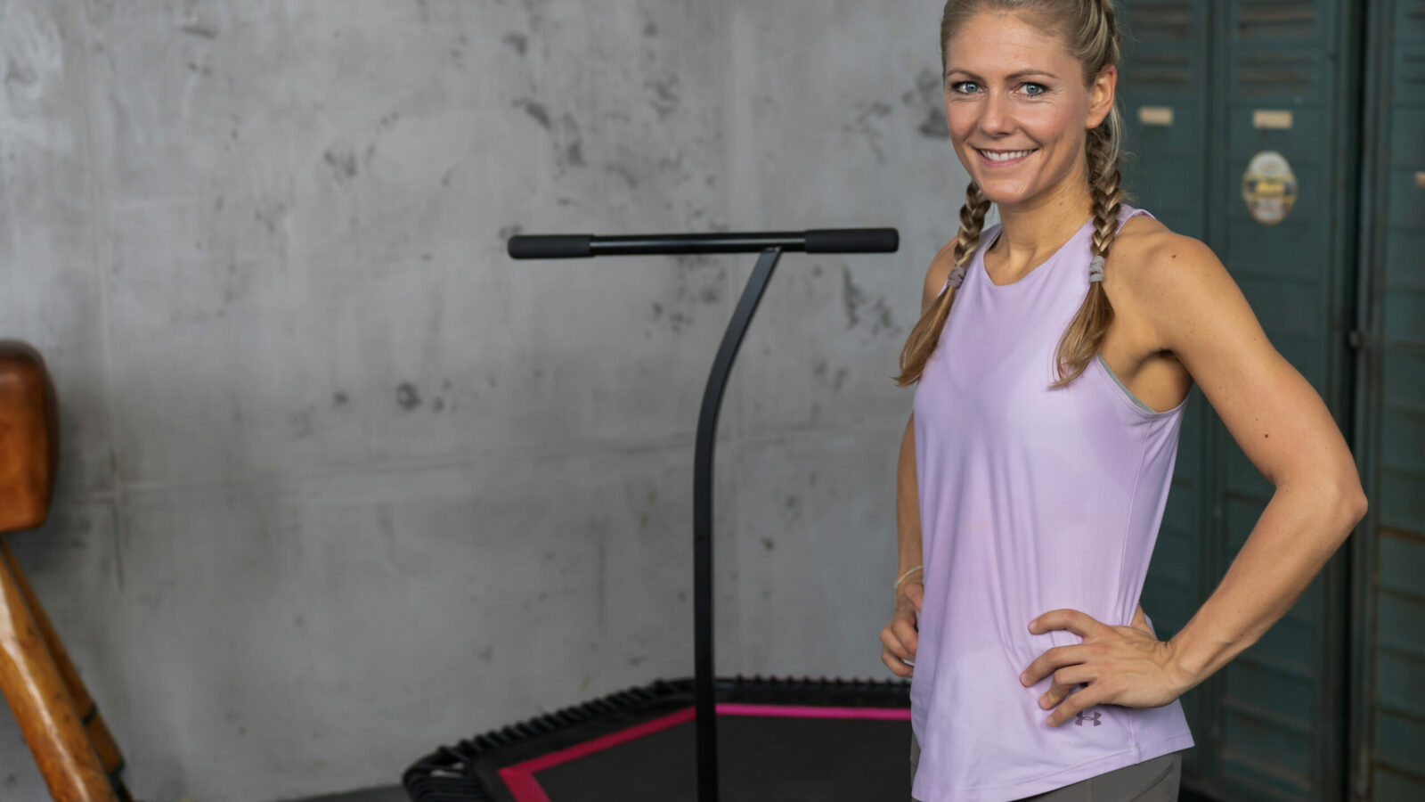OXMOX Gesundheitstipp: Spring Dich fit mit dem bellicon® GO Jumping