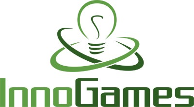 """Logo InnoGames - InnoGames: """"Come as you are"""""""