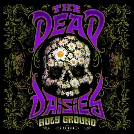 """TDD HG Front 3000x3000 450x450 - The Dead Daisies """"Bereit sein, wenn die Welt es ist"""""""