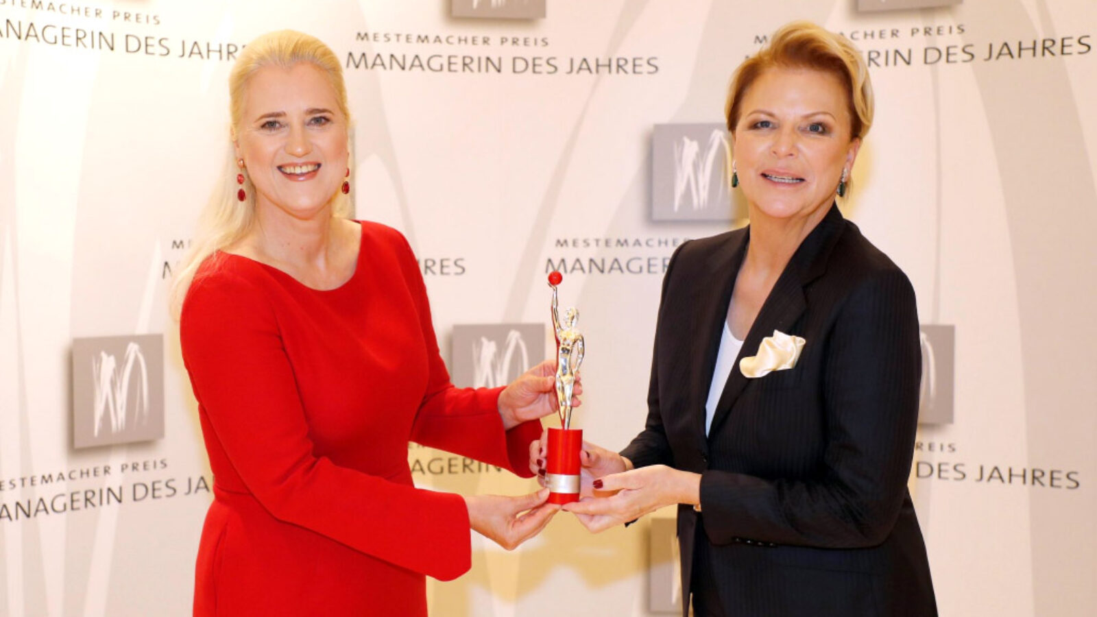 MESTEMACHER: Gleichstellungspreis für Angela Titzrath