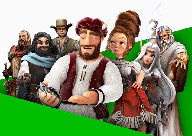 InnoGames Characters Mobile 635x450 - Eine Ausbildung bei InnoGames: Der Startschuss für eine Karriere in der Spieleindustrie